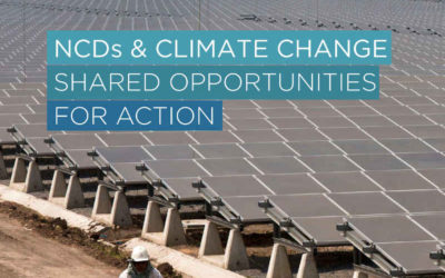 Joint GCHA-NCD Alliance report published