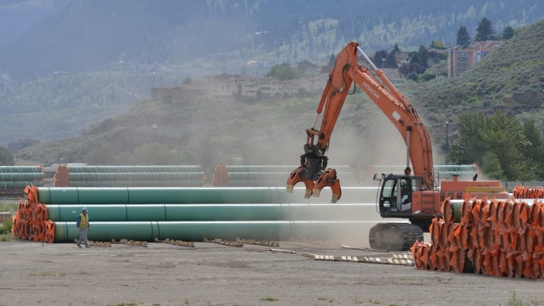 Trans Mountain pipeline review must look at impact on global health emergency of climate change