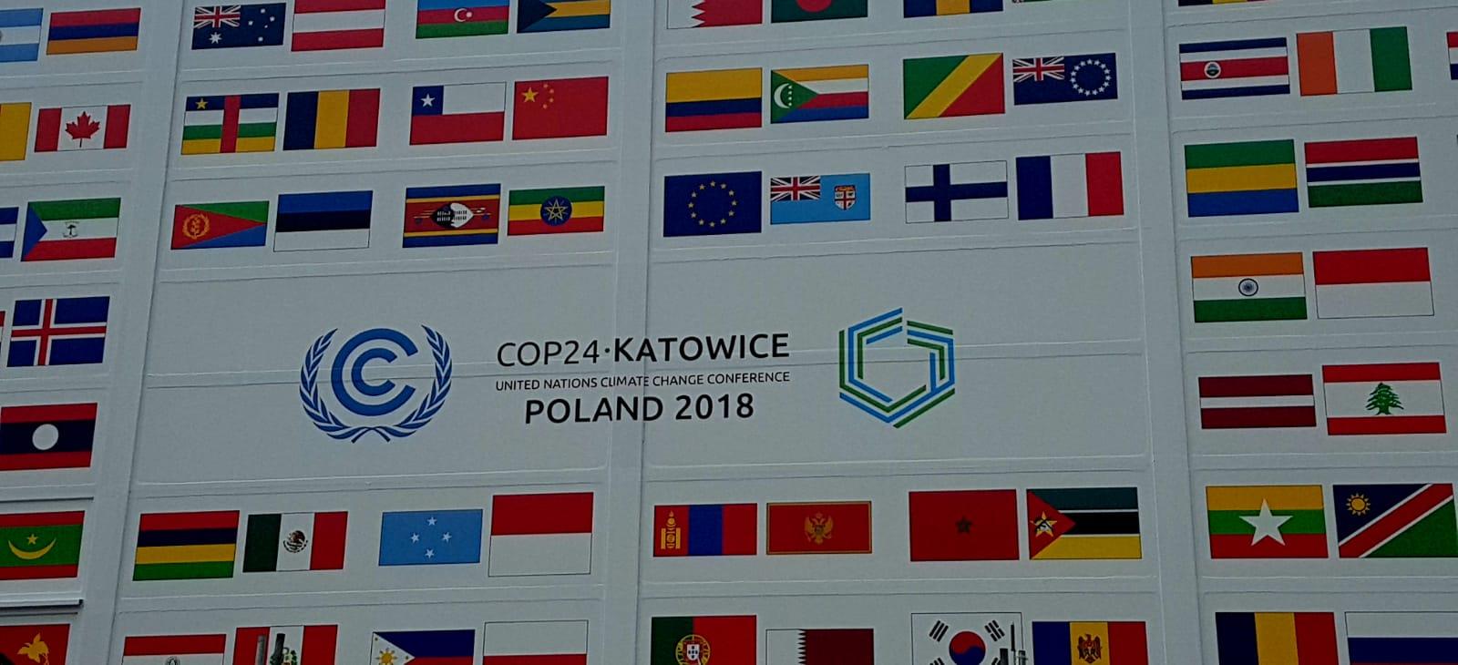 Cop24 Katowice Poster