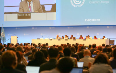 Health groups alarmed that countries may drop IPCC  science in climate agreement