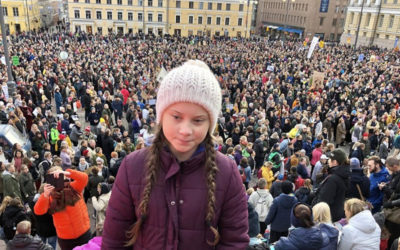 Youth climate strike: 'a diagnosis being made en masse,' says ER doc