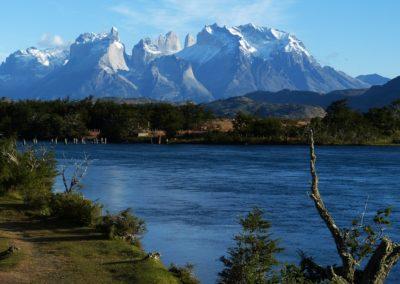 Chile Landscape South America Nature Patagonia