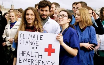 United States' withdrawal from Climate Agreement puts people's health at risk