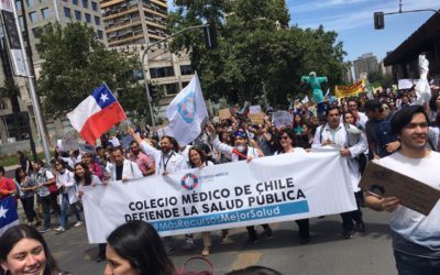 Chile withdraws from hosting COP25 – but climate, health, and social equity action cannot pause