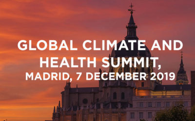 Media Advisory – Global Climate and Health Summit at COP25