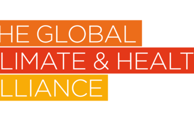 """Health Professionals Urged to Rise to the """"Fierce Urgency"""" of the Climate Crisis"""