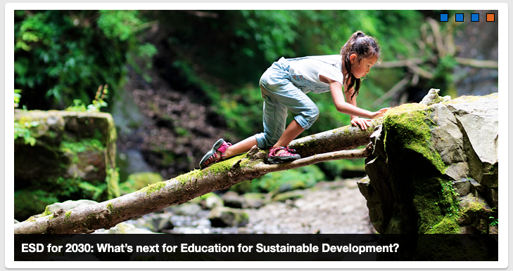 Education for sustainable development: Links between the planet's wellbeing and human health