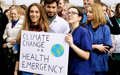 How the Global Health Community Is Pushing Climate Action as Make-or-Break National Commitments Get Decided