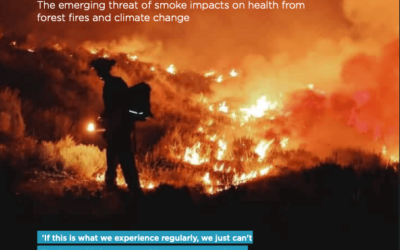 The Limits of Livability - The emerging threat of smoke impacts on health from forest fires and climate change