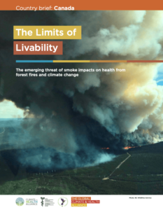 The Limits of Livability – Country Brief: Canada